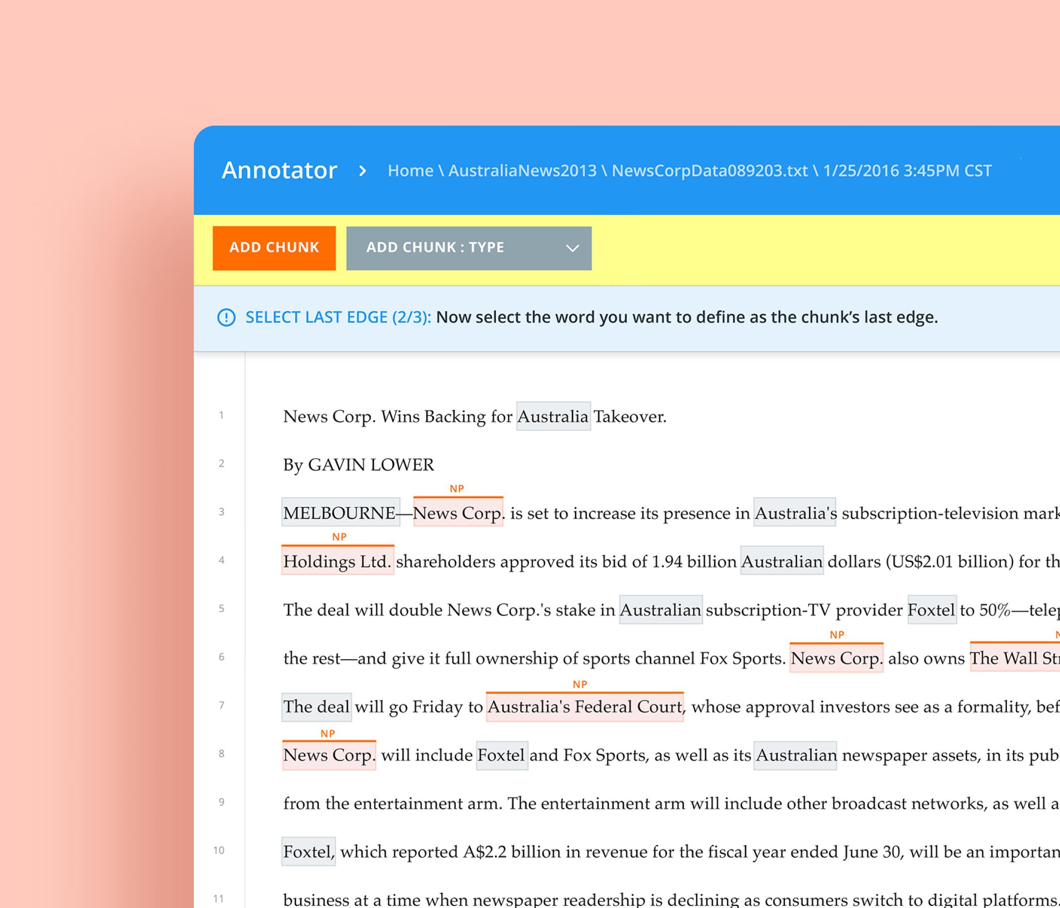 annotator-case-study